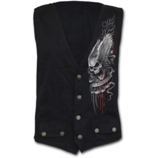 ascension gotisk vest med knapper E010M656