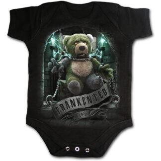 frankented svart body til baby F037K002
