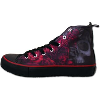 blood rose sneakers til dame K018S002