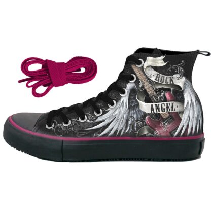 rock angel sneakers til dame T091S002