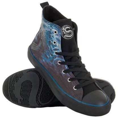 flaming spine sneakers til herre W016S001