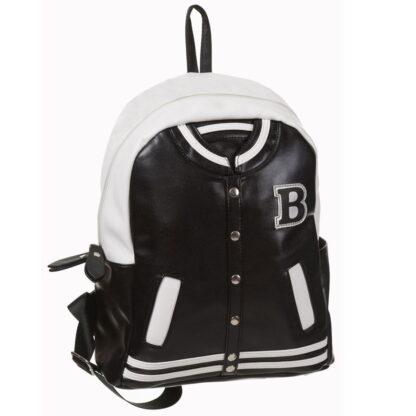 prime time college jakke formet ryggsekk BBN7055