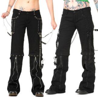 chain bukser med kjettinger TBN404