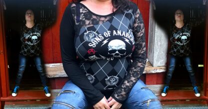 soa redwood original topp med blonder G107F468 Laila Ramona Hobbesland