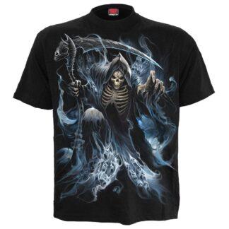 ghost reaper svart t-skjorte til herre K039M101