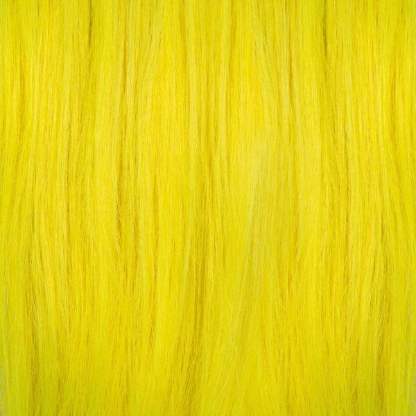 manic panic classic high voltage gul uv hårfarge 118ml electric banana swatch 36985