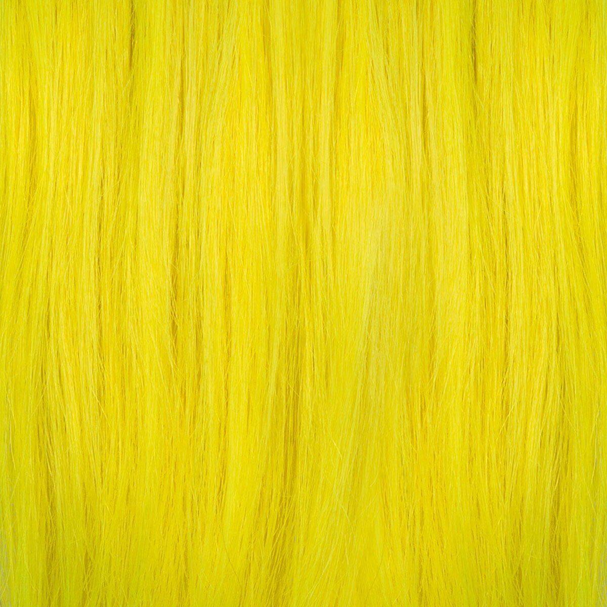 manic panic high voltage gul uv hårfarge 118 ml electric banana classic swatch 36985