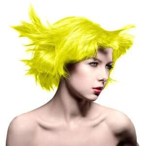 manic panic classic high voltage gul uv hårfarge 118ml model 36985
