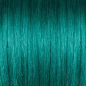 manic panic classic high voltage turkis hårfarge 118ml atomic turquoise swatch 43696