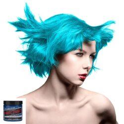 manic panic high voltage turkis hårfarge 118 ml atomic turquoise classic model 43696