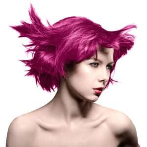 manic panic classic high voltage rosa hårfarge 118ml fuschia shock model 5028