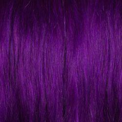 manic panic high voltage lilla hårfarge 118 ml purple haze classic swatch 54500