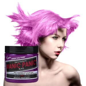 manic panic classic high voltage rosa hårfarge 118ml mystic heather model pot 62939