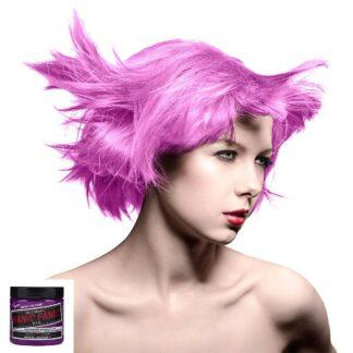 manic panic high voltage rosa hårfarge 118 ml mystic heather classic model 62939