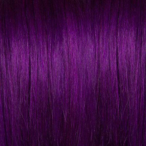 manic panic classic high voltage lilla hårfarge 118ml plum passion swatch 7040