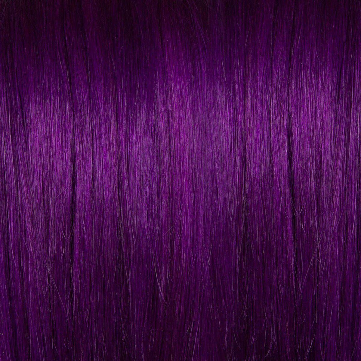 manic panic high voltage lilla hårfarge 118 ml plum passion classic swatch 7040