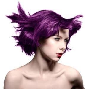 manic panic classic high voltage lilla hårfarge 118ml plum passion model 7040