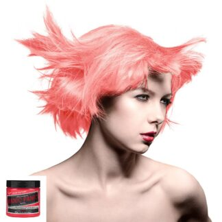 manic panic high voltage oransje uv hårfarge 118 ml pretty flamingo classic model 70422