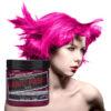 manic panic classic high voltage rosa uv hårfarge 118ml hot hot pink model pot 70424