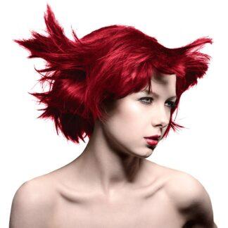manic panic high voltage rød hårfarge 118 ml infra red classimodel 70425