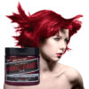 manic panic classic high voltage rød hårfarge 118ml infra red model pot 70425