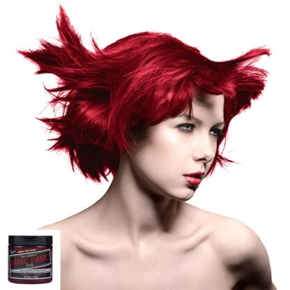 manic panic high voltage rød hårfarge 118 ml infra red classic model 70425