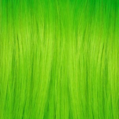manic panic high voltage grønn uv hårfarge 118 ml electric lizard classic swatch 70427