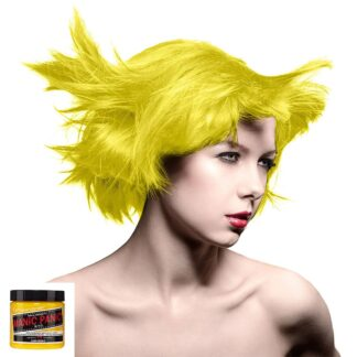 manic panic high voltage gul hårfarge 118ml sunshine sunshine classic model 70433