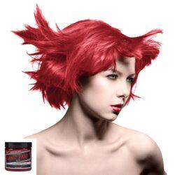 manic panic high voltage rød uv hårfarge 118 ml wildfire classic model 8001