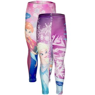 disney frozen elsa and anna tights til jente 920-271