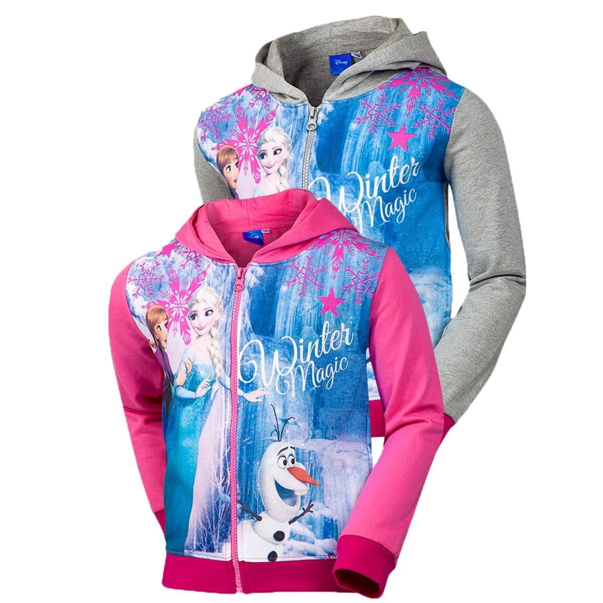 3956acb9 disney frozen winter magic hettejakke til jente 990-506