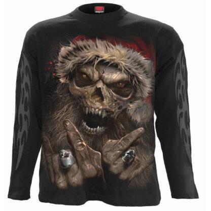 rock santa tynn genser til herre K043M301