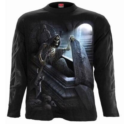 unforgiven tynn genser til herre K055M301