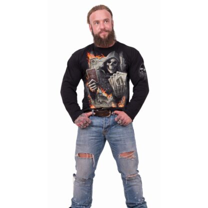 ace reaper tynn genser til herre T155M301