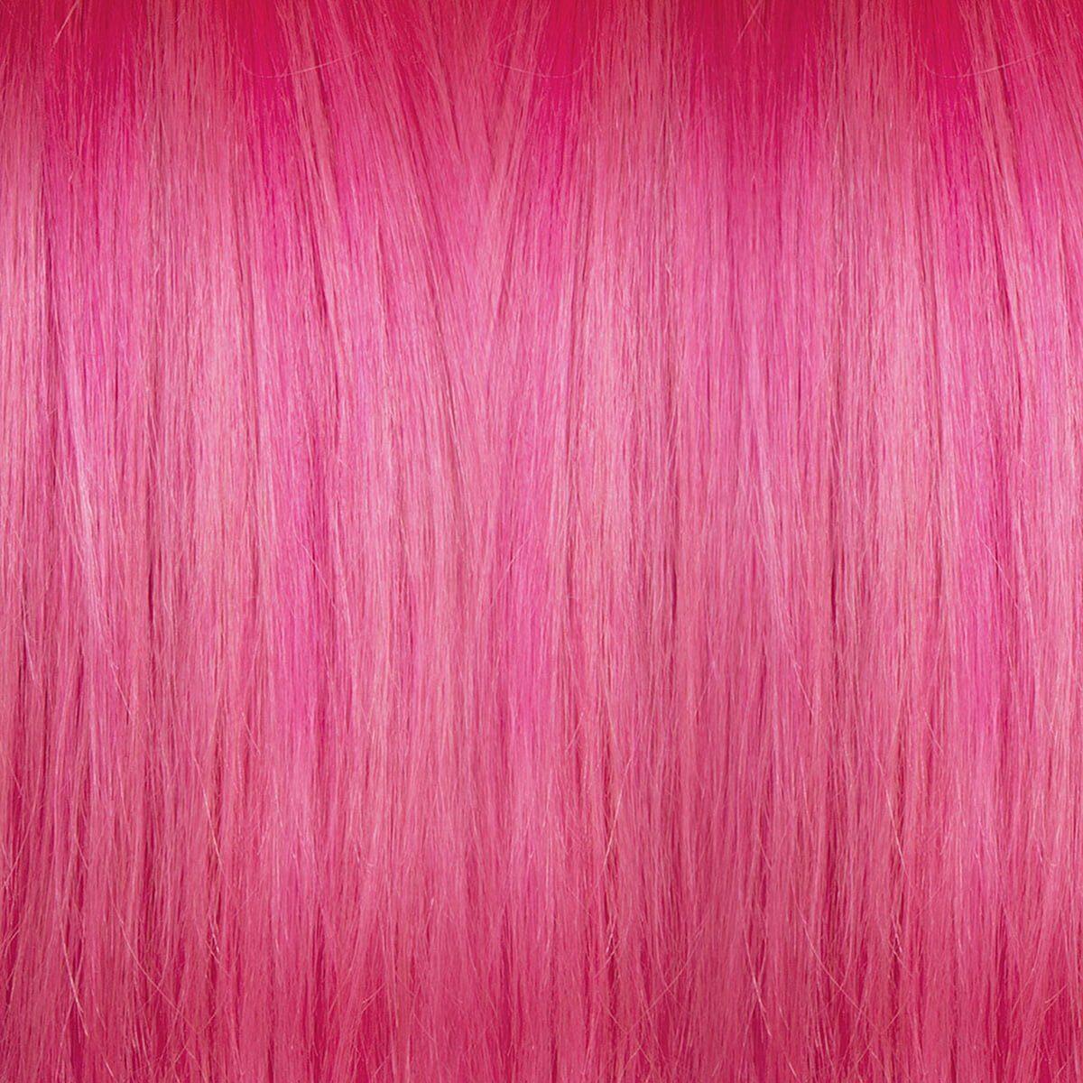 manic panic high voltage rosa uv hårfarge 118 ml cotton candy pink swatch 54501
