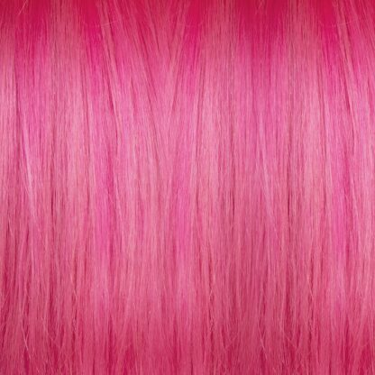 manic panic high voltage rosa uv hårfarge 118 ml cotton candy pink swatch 54501