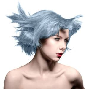 manic panic classic high voltage sølvblå hårfarge 118ml blue steel model 7041