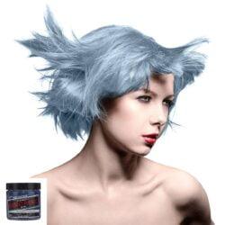 manic panic high voltage sølvblå hårfarge 118 ml blue steel model 7041