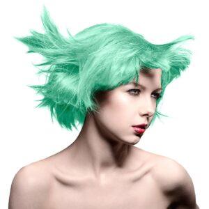 manic panic creamtones grønn pastell hårfarge 118 ml sea nymph model 70485