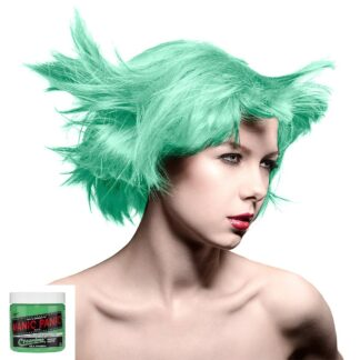 manic panic creamtones grønn pastell hårfarge 118 ml sea nymph model 70485