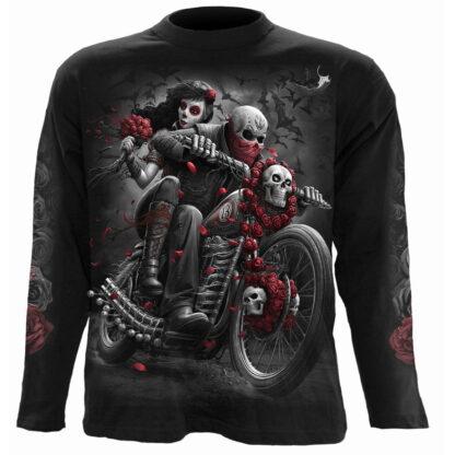 dotd bikers tynn genser til herre D081M301