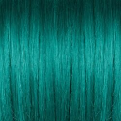 manic panic amplified turkis harfarge 118ml atomic turquoise swatch 70580