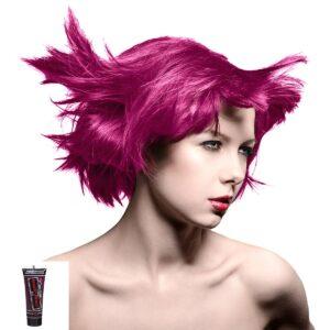 manic minis rosa hårfargeprøve fuschia shock model 70594