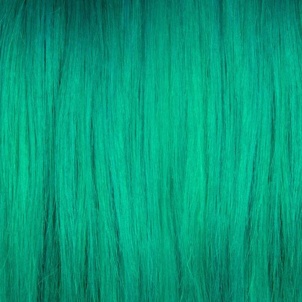 manic panic classic high voltage blågrønn uv hårfarge 118ml siren's song swatch 6008
