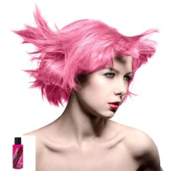 manic panic amplified rosa uv hårfarge 118ml cotton candy pink model 70577