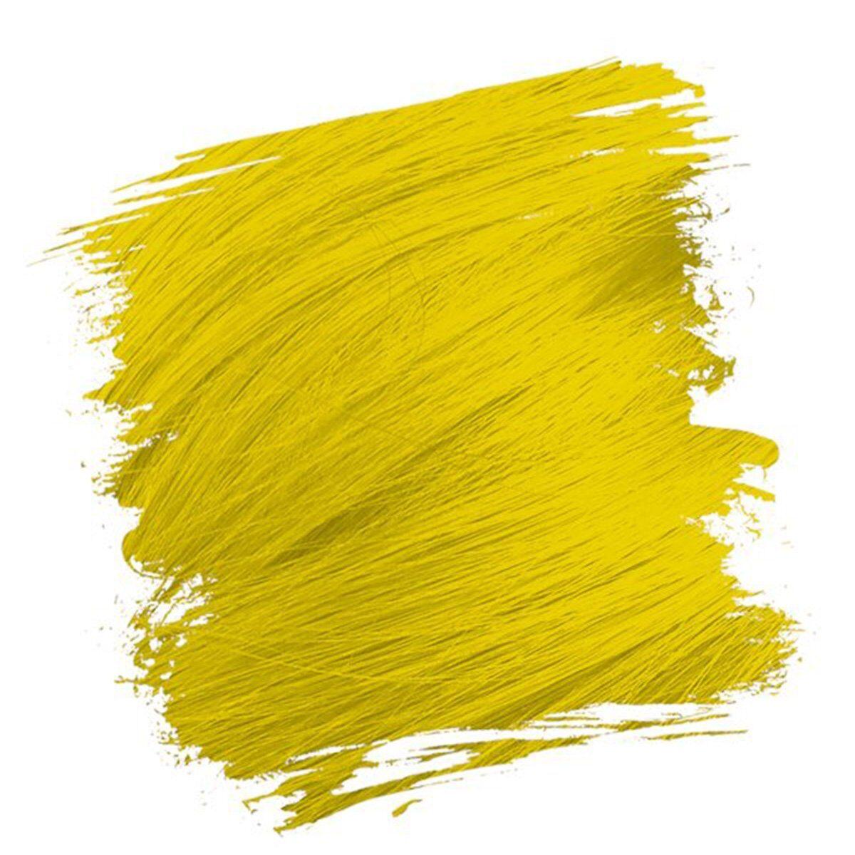 crazy color hårfarger gul hårfarge canary yellow 002239