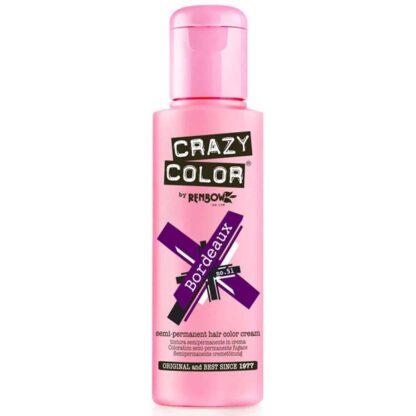 crazy color hårfarger burgunderrød hårfarge bordeaux 002241