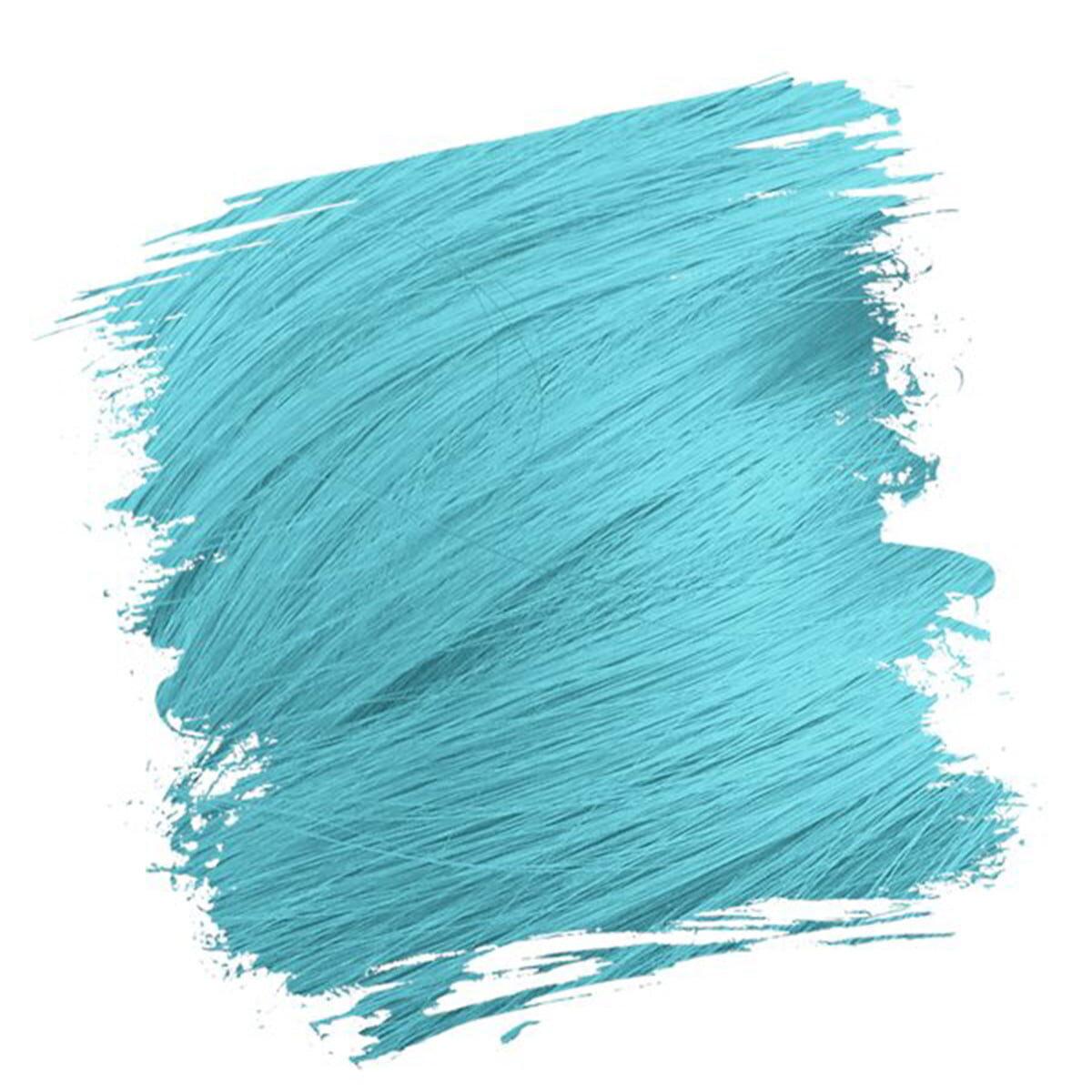 crazy color hårfarger blå hårfarge bubblegum blue 002281