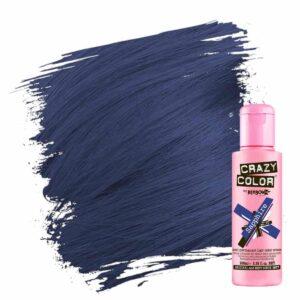 crazy color hårfarger blå hårfarge sapphire 002288