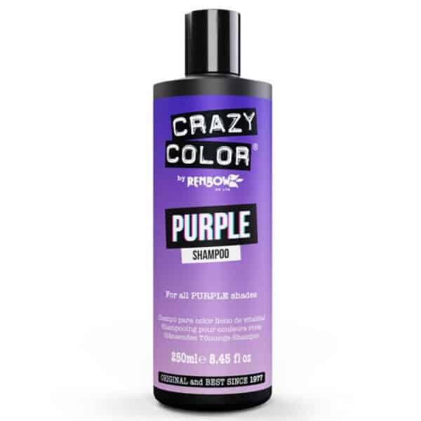 crazy color shampoo lilla sjampo purple 002422